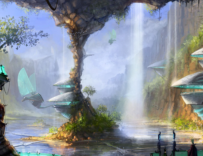 World Building in Science Fiction and Fantasy: The Essentials