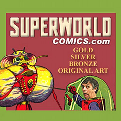 Superworld Comics