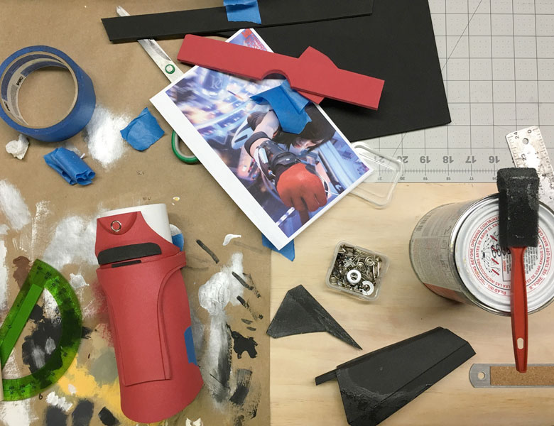 Go Big Or Go Home Cosplay How-To