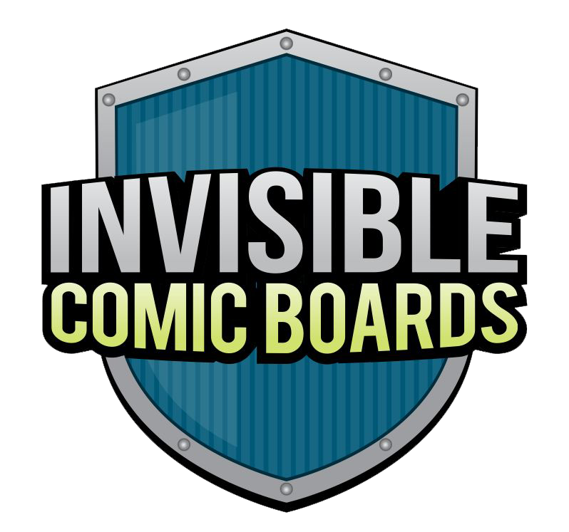 Invisible Comic Boards