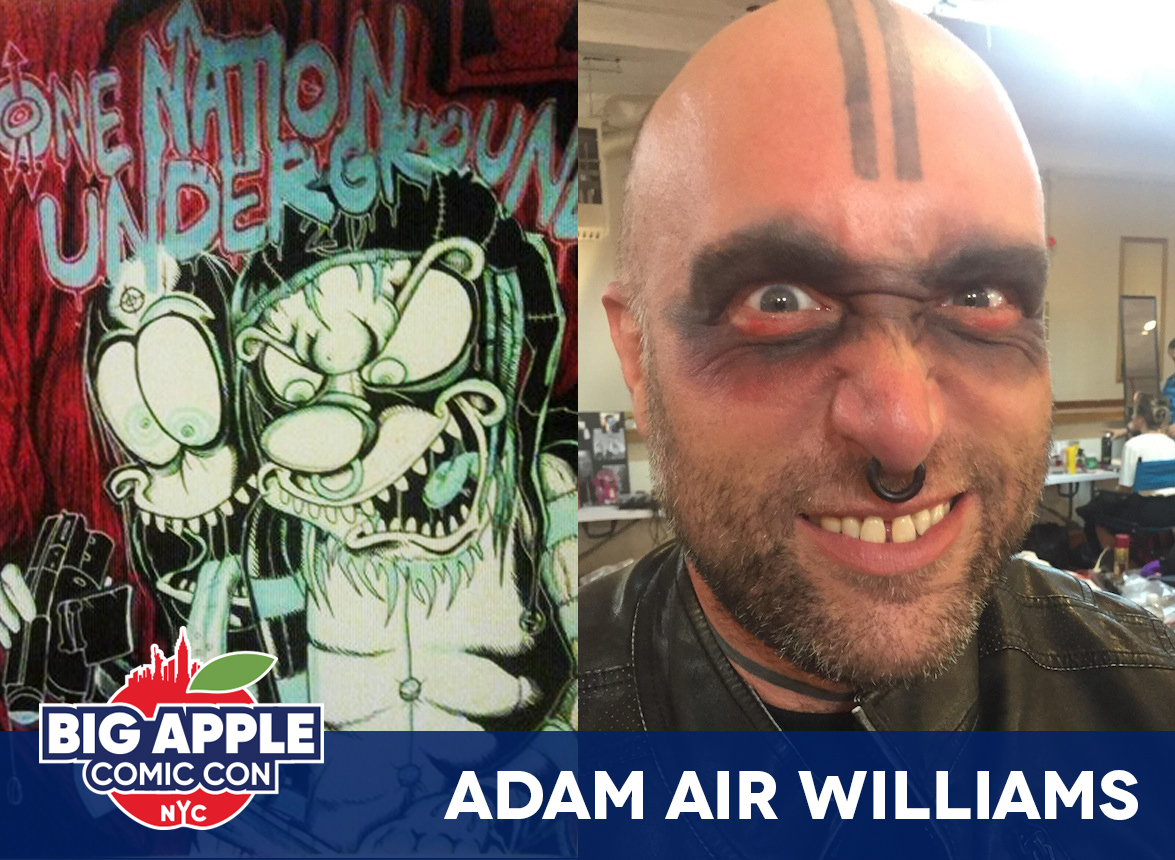 Adam Air Williams